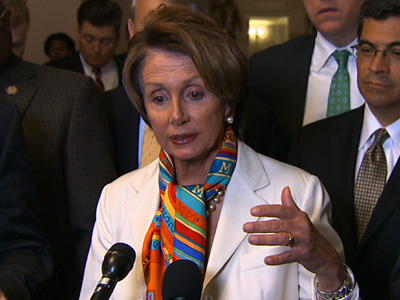 Pelosi: ' It's the Tea Party shutdown'