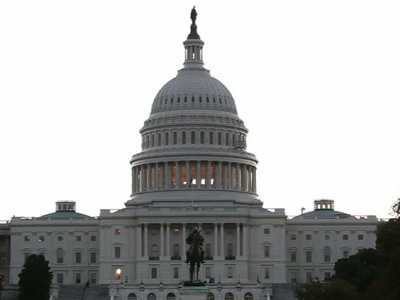 No budget deal, government partially shuts down