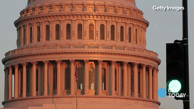 The nation's capital shuts down | USA NOW video