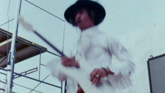 Trailer: 'Jimi Hendrix: Hear My Train A Comin''
