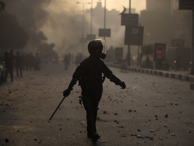 Egypt attacks follow violent weekend clashes