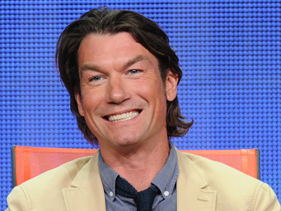 O'Connell surprised by speedo on 'We Are Men'