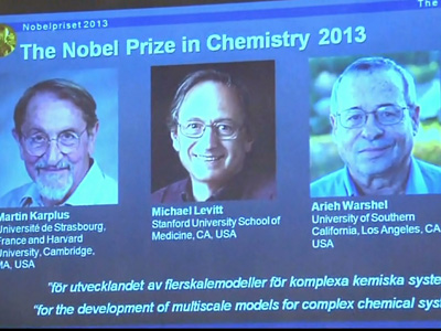 the chemistry nobel prize 2013 essay The 2013 nobel prize in chemistry has gone to martin karplus of  eighth day of  creation for a summary that emphasizes this particular point.