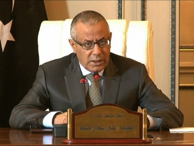 Aide Says Libyan Prime Minister Kidnapped