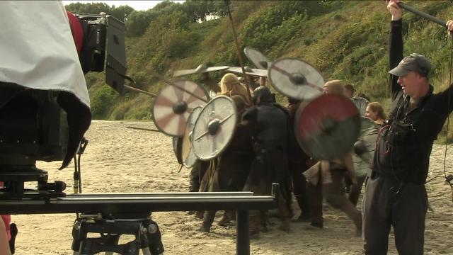 Vikings season 2 behind the scenes / The new worst witch episode 1