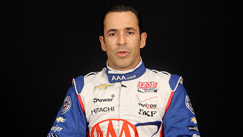 Conversation with IndyCar driver Helio Castroneves