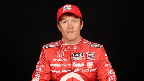 IndyCar Interview Scott Dixon