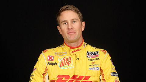 IndyCar Interview Ryan Hunter-Reay