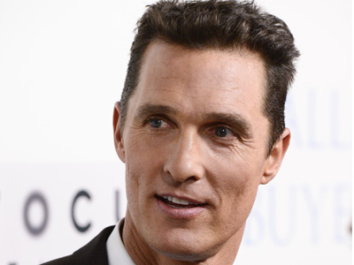 McConaughey launches 'Dallas Buyers Club'