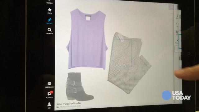 Talking Tech: Hands on with Polyvore's iPad app