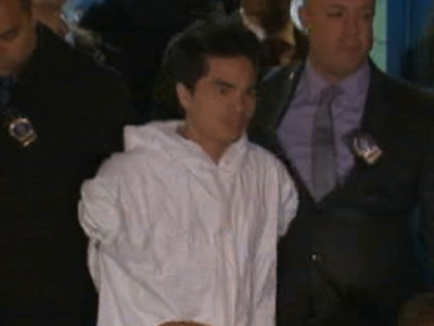 Raw: Suspect Charged in 5 Brooklyn Stabbings