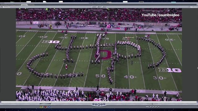 Must watch: OSU's epic marching band moments | ZoomIn