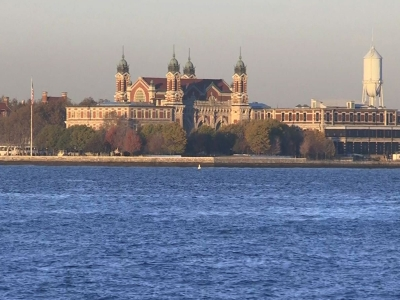 Ellis Island reopens 1-year after Sandy