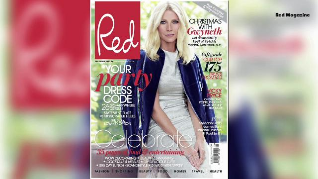 Haters? Gwyneth Paltrow doesn't give a (bleep)! | ...