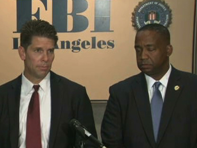 Authorities charge LAX shooting suspect
