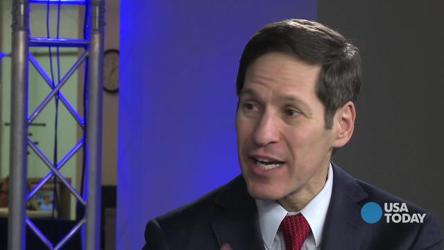 Tom Frieden, director of the CDC, on flu season, tobacco and antibiotics