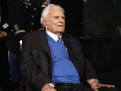 Billy Graham 'doing