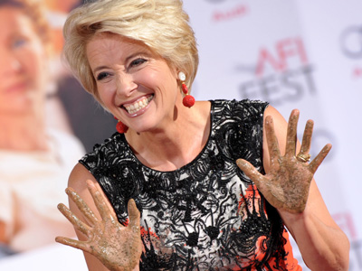 Emma Thompson cements her place in Hollywood