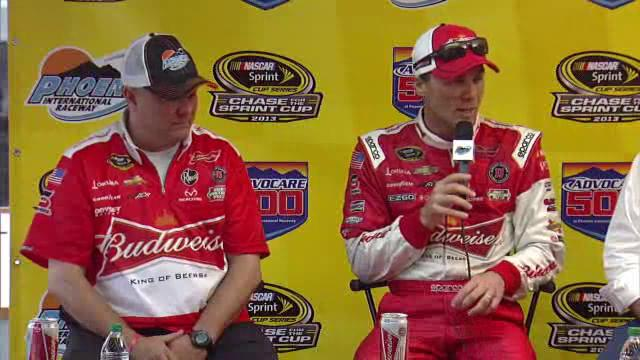 Kevin Harvick: I feel like this is the best Chase we've ever had