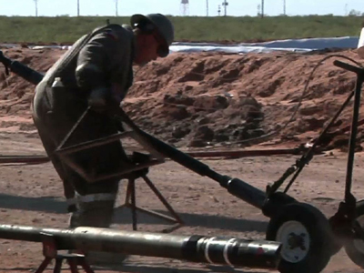 Water recycling picks up in oil and gas fields