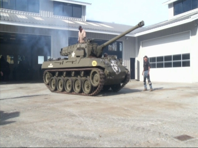 Calif. tank collection sold to Mass. museum