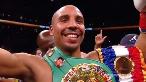 Mike Tyson weighs in on 'awesome fighter' Andre Ward