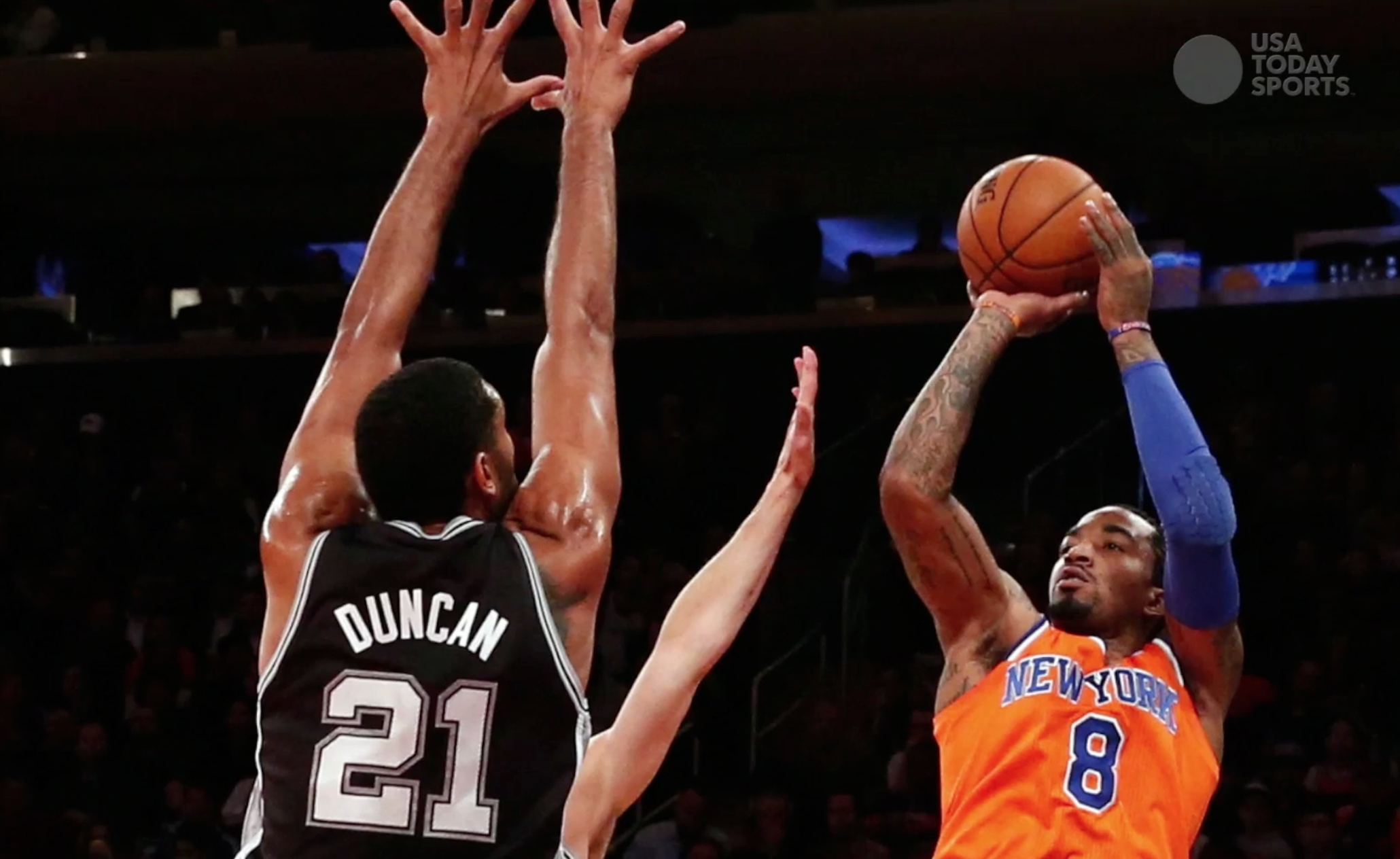 Five NBA story lines for the week