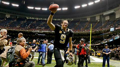 Previewing the Saints' battle with 49ers