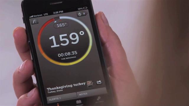 TECH NOW: Prep for holiday parties with high tech tools