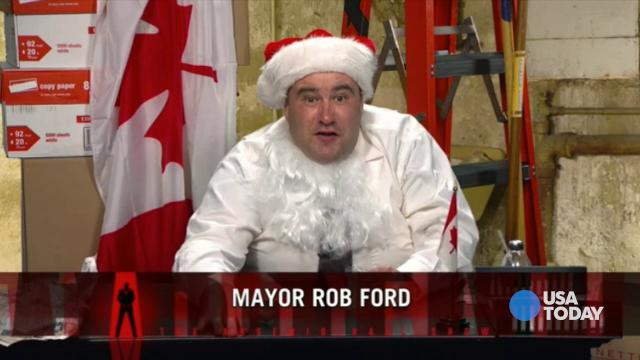 Punchlines: Rob Ford the reality TV star?