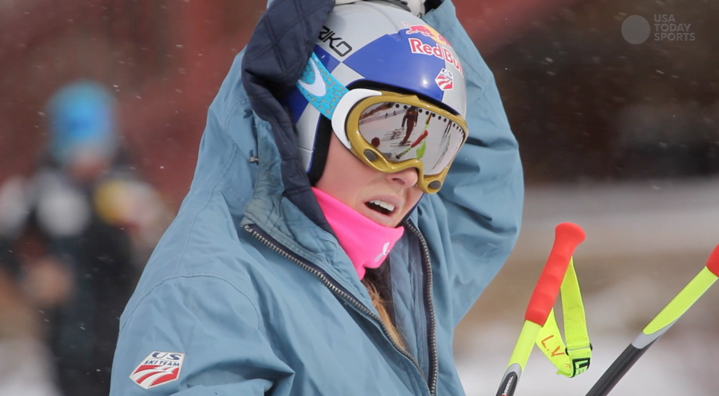 Lindsey Vonn: did Olympic medalist come back from ...