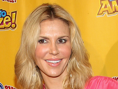 'Housewives' star talks friends, feuds and exes