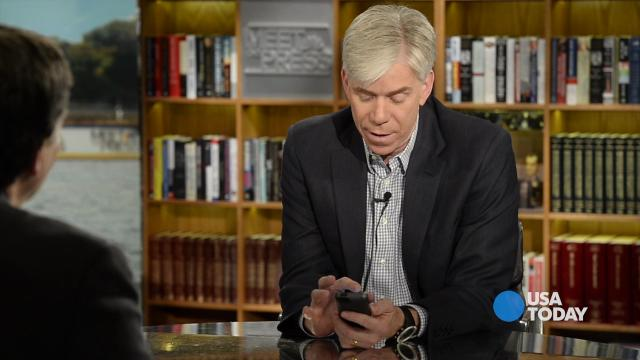 David Gregory's favorite apps | Talking Your Tech