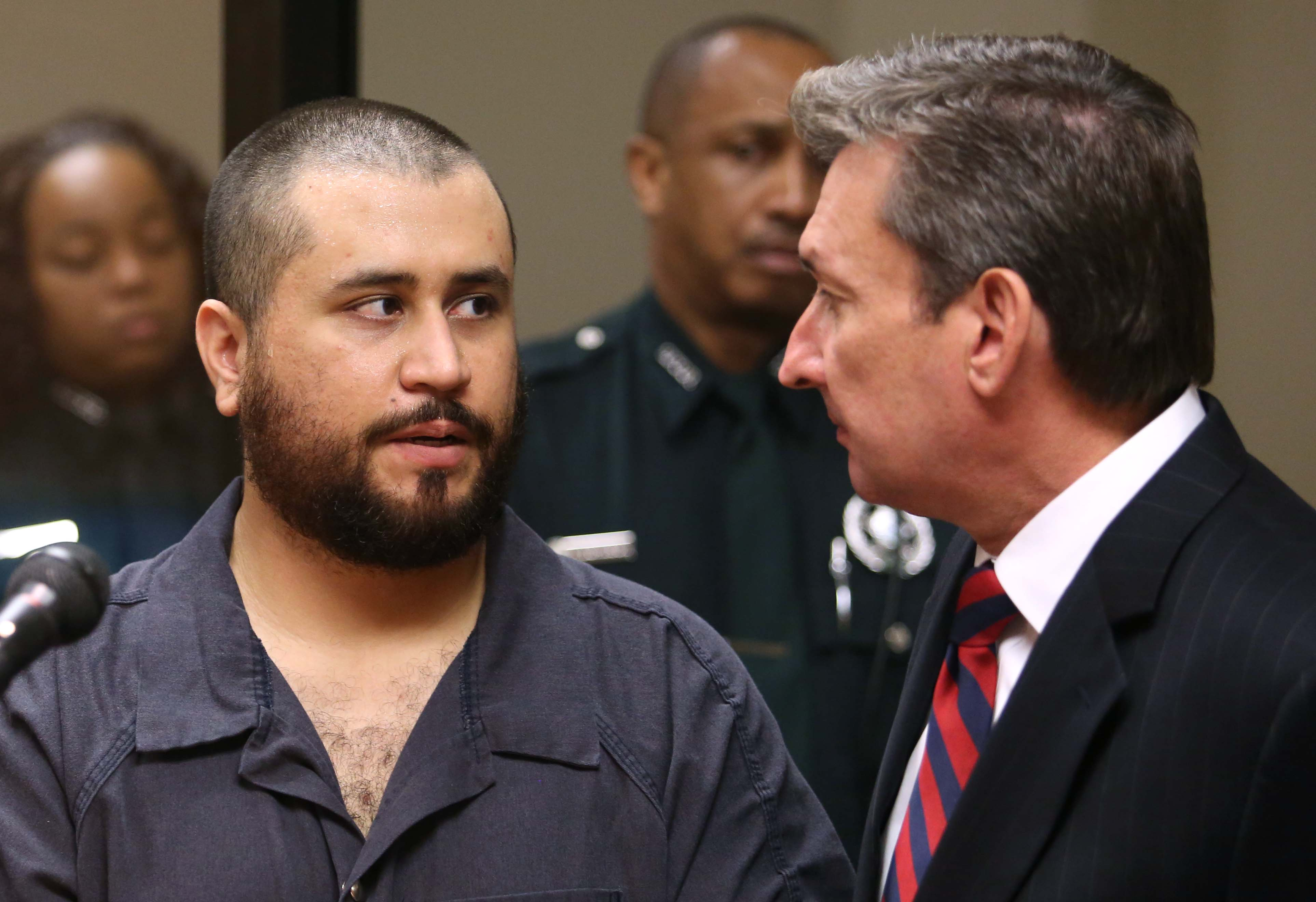 Is Zimmerman the new O.J.?