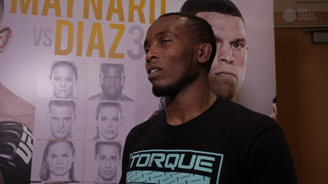 TUF 18 Finale Sean Spencer post-fight interview