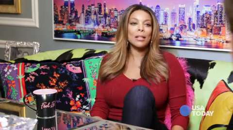 Socially savvy Wendy Williams is light on tech at home