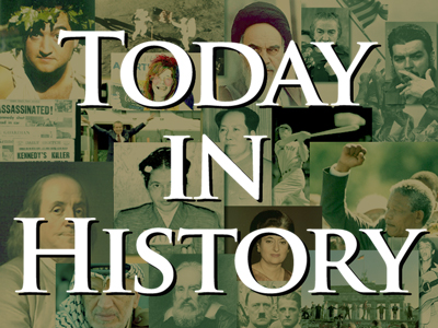 Today in History for December 5th