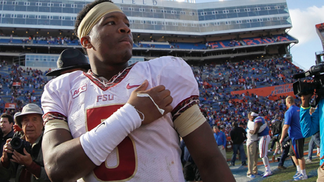 FSU: Jameis Winston reaction