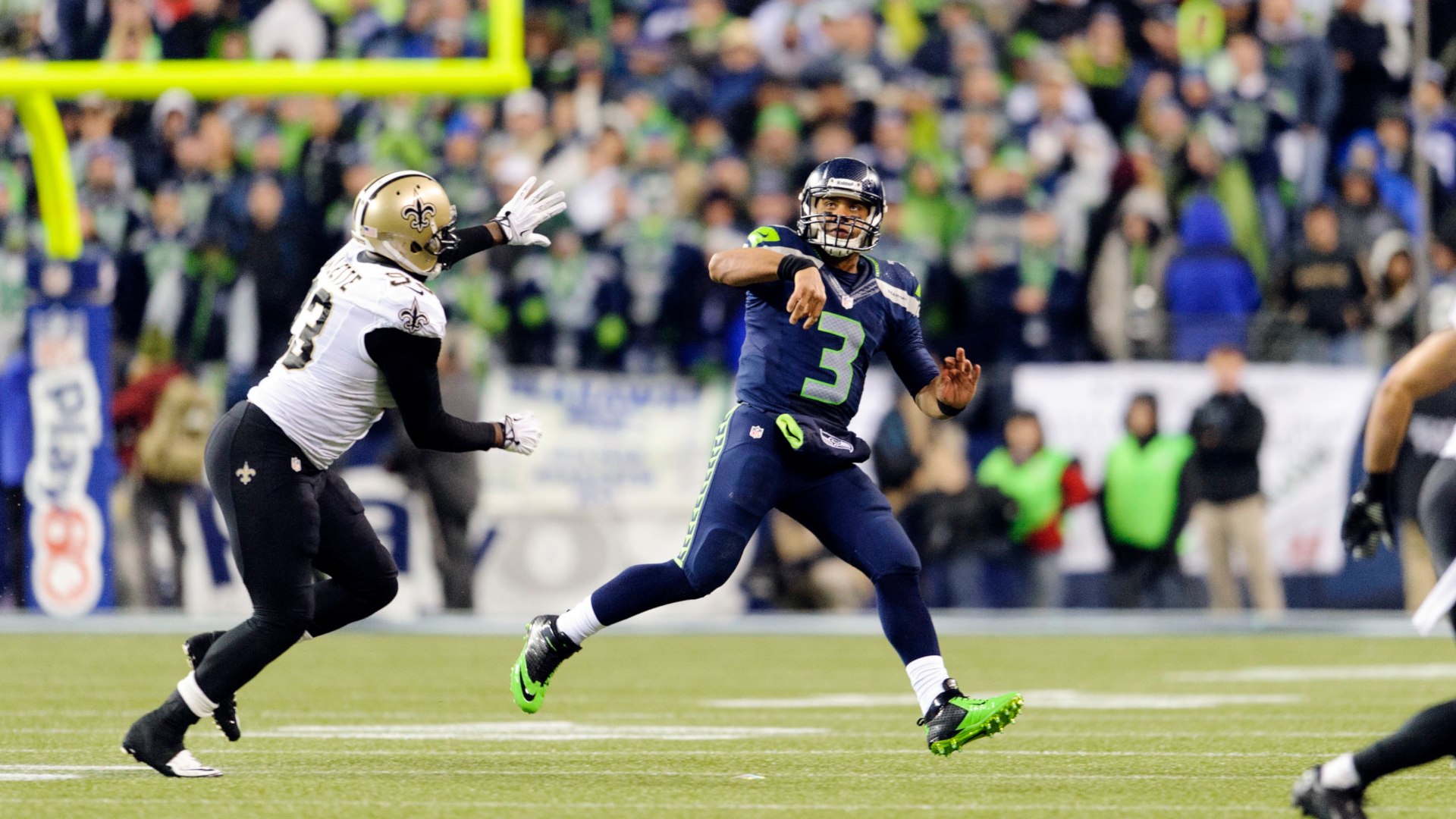 NFL Game Preview Seahawks at 49ers
