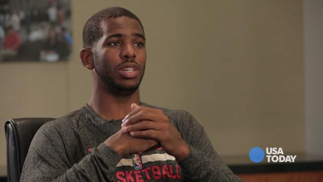 Chris Paul: Using a SlingBox to keep up on the road