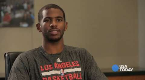 Basketball hero Chris Paul on Talking Your Tech