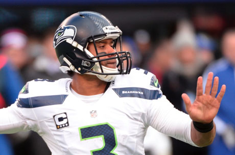 NFL power rankings: Seahawks at the top