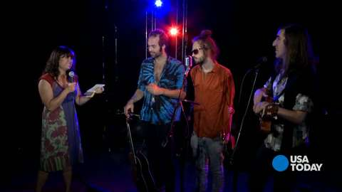 StudioA: Interview with Crystal Fighters