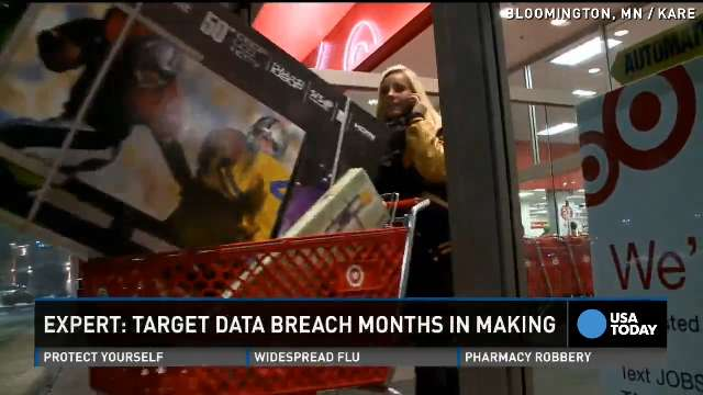 Point-of-sale systems targeted in retailer data thefts