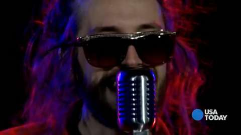 "StudioA: Crystal Fighters perform ""You & I"""