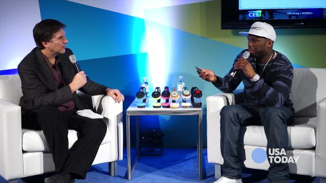 Talking Your Tech with 50 Cent