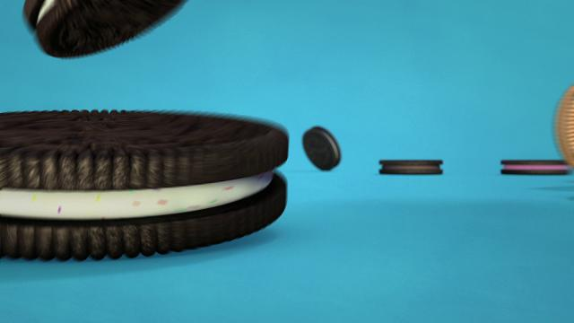 """Tegan and Sara sing in Oreo ad """"width ="""" 124 """"height ="""" 72"""