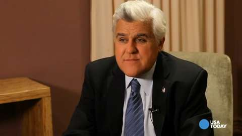 Jay Leno spills on the one guest he couldn't get