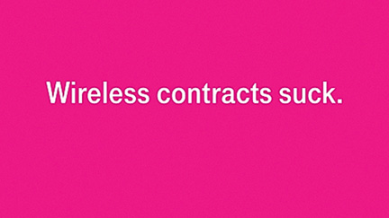 "T-Mobile, ""Kill Your Contract"""