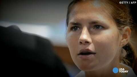 Amanda Knox: 'I will never willingly go back'
